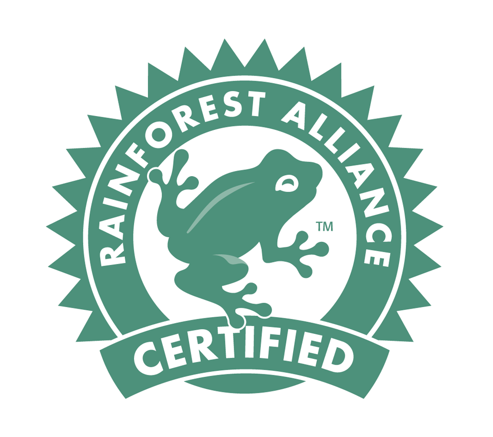 Rainforest Alliance Certified for Phu Tho Asia Tea company