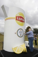 "Lipton ""Be More Tea"" Festival Breaks Records"